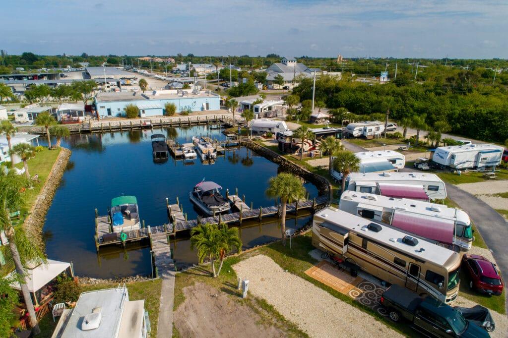 Harbor Belle RV sites