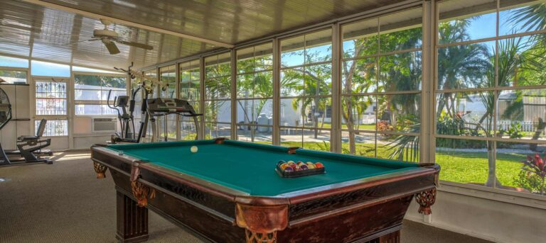 punta gorda rv billiard