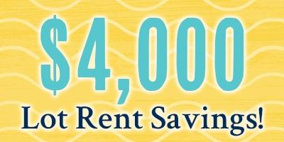 4,000 savings